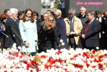 Laying of the wreath ceremony