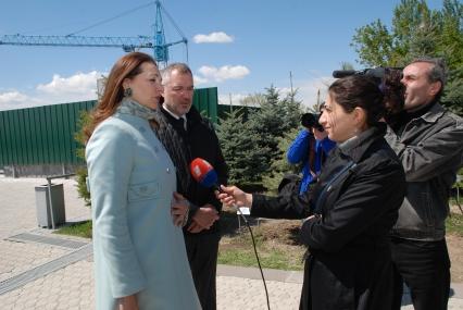 Valerie Boyer MP (France) and Ewald Stadler MEP